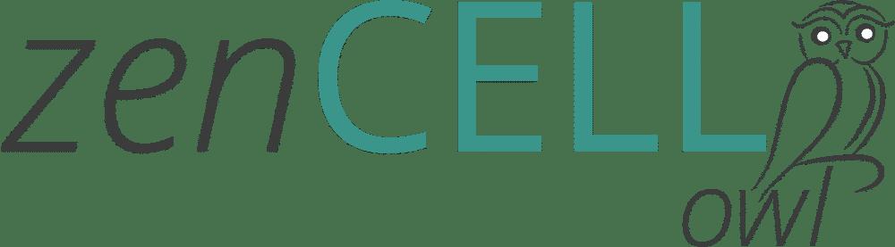 zenCELL owl Logo